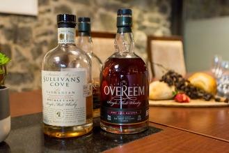 Local Tasmanian whisky.